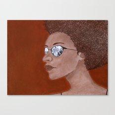 The Activist Canvas Print