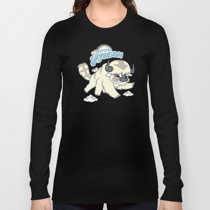 My Little Sky Bison  Long Sleeve T-shirt