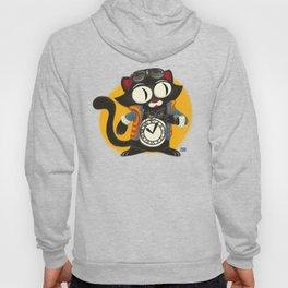 Time Cat Hoody