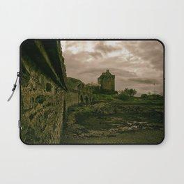 Eilean Donan Castle, Kyle of Lochalsh, Scotland Laptop Sleeve