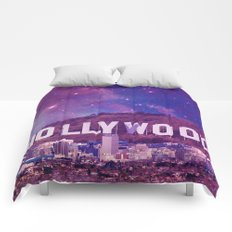 Hipsterland - Los Angeles Comforters