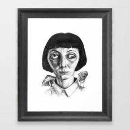 sottocontrollo Framed Art Print