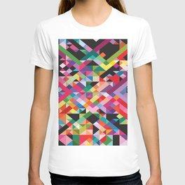 Geometric Kaos T-shirt