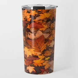 Fall Foliage Travel Mug