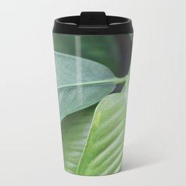 Botanic Touch Bold Metal Travel Mug