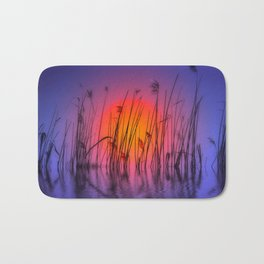 Sunset 58 Bath Mat
