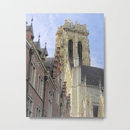 The mighty cathedral Metal Print
