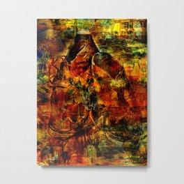 Vincent van Gogh - The Shoes Metal Print