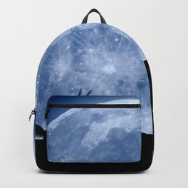 Tribute to the first flying man (Diego Marín Aguilera) in history Backpack
