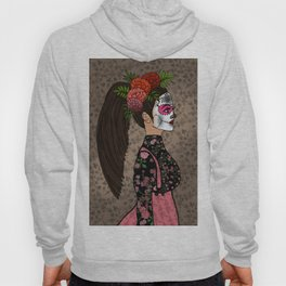 Rosa Maria on the Day of the Dead Hoody
