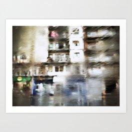 Foggy Notion Art Print
