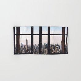 new york city skyline Hand & Bath Towel