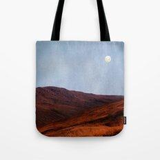 Moon Over Rannoch Tote Bag