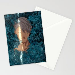 Surrounded by Flowers Stationery Cards