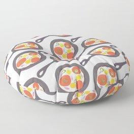 Shakshuka Floor Pillow