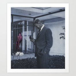 The Passion of Property Art Print
