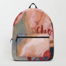 Choose  Love Backpack