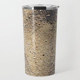 Texture #5 Sand Travel Mug