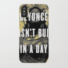 Bey Wasn't Built In A Day iPhone X Slim Case