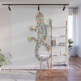 Barcelona Lizard Wall Mural