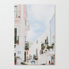 italy Canvas Print