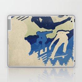 Skateboarding Laptop & iPad Skin