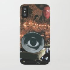 The Glorious Night Descends (I) Slim Case iPhone X