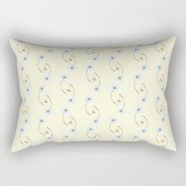 Dandelions III Rectangular Pillow