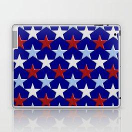 Patriotic Stars Laptop & iPad Skin