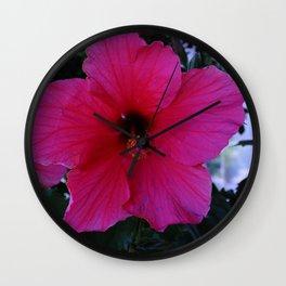 Flower #1 Wall Clock