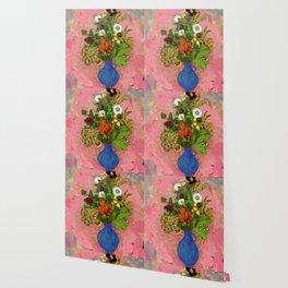 "Odilon Redon ""Flowers"" (1) Wallpaper"