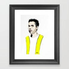 RIP MCA Framed Art Print