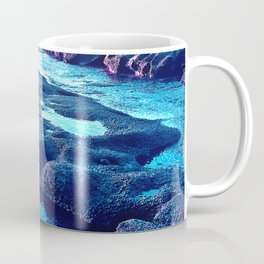 Afternoon at the Surf Beach. Playa Encuentro. Sosua. Puerto Plata. Dominican Republic. Coffee Mug