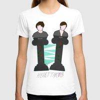 tegan and sara T-shirts featuring Heartthrob [Tegan and Sara] by Canadiquin