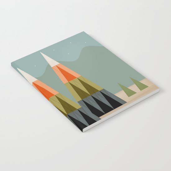 Clear Skies Notebook
