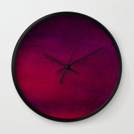 Hell's symphony IV Wall Clock