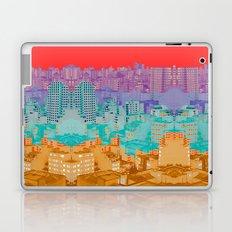 Fragmented Worlds II III Laptop & iPad Skin
