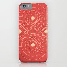 SOUND! Circle Square Pattern (Girl) iPhone 6s Slim Case