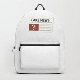 Fake News Backpack