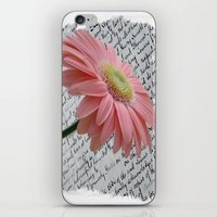 passion iPhone & iPod Skins featuring passion by  Alexia Miles photography