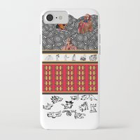ethnic iPhone & iPod Cases featuring ETHNIC by CaritoMo