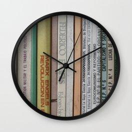 Marx Lenin Engels Revolution Socialism Wall Clock
