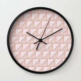Forma Cinco Wall Clock