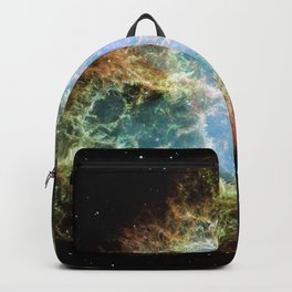 Crab Nebula Backpack