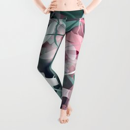 Spring Birds Leggings