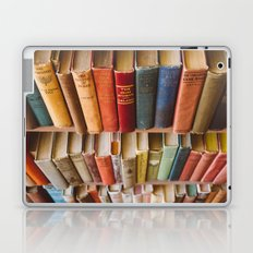 The Colorful Library Laptop & iPad Skin