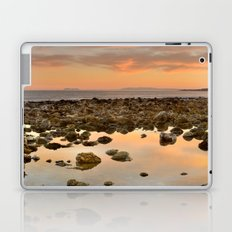 Spain, Africa and Gibraltar in one shot Laptop & iPad Skin