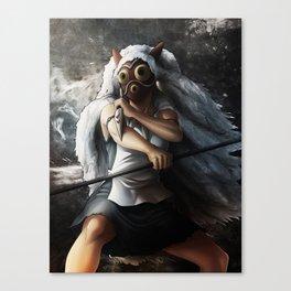 Mononoke Canvas Print