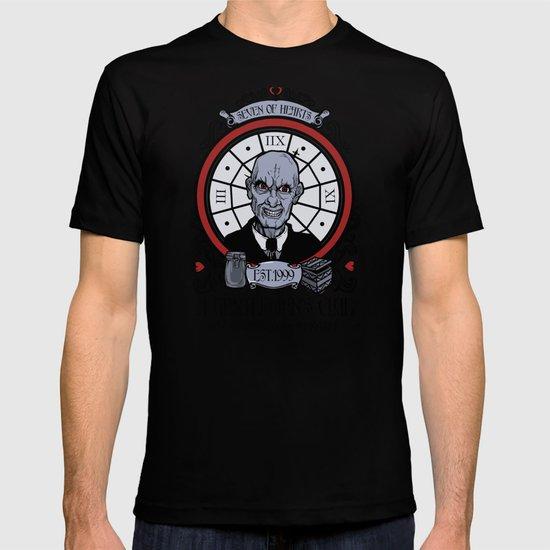 Seven of Hearts 2012 update T-shirt