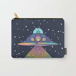 Alien in her Ship Carry-All Pouch